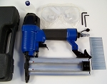 Professional AIR NAIL GUN TOOL KIT with CASE and NAILS upto 2