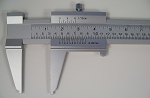 24 inch SAE / Metric Vernier CALIPER / RULER Aluminum Big up to 24