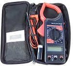 DIGITAL CLAMP ON MULTI METER TESTER