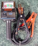 6 and 12 Volt BATTERY / ALTERNATOR TESTER