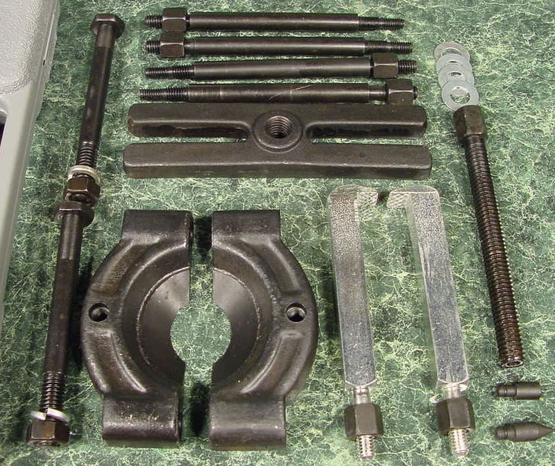14pc GEAR and BEARING SEPARATOR KIT