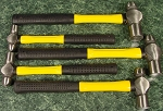 5pc BALL PEEN HAMMER SET up to 32oz