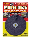 MULTI DISC 3pc Cutting Grinding Sanding (all in one) Metal Wood Brick cut off