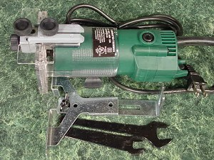 ELECTRIC ROTARY ROUTER LAMINATE TRIMMER TOOL ETL 1/4""