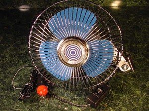 6 inch 12 Volt CAR / TRUCK FAN